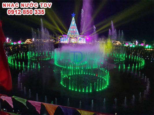 Nhạc nước TDV Đơn vị thiết kế thi công Nhạc nước 11