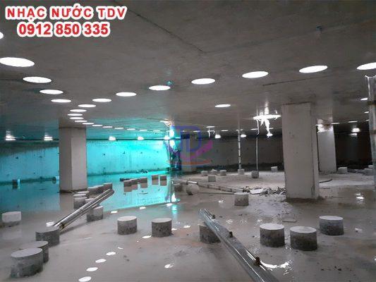 Nhạc nước TDV Đơn vị thiết kế thi công Nhạc nước 13
