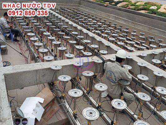 Nhạc nước TDV Đơn vị thiết kế thi công Nhạc nước 18