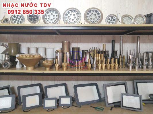 Nhạc nước TDV Đơn vị thiết kế thi công Nhạc nước 20