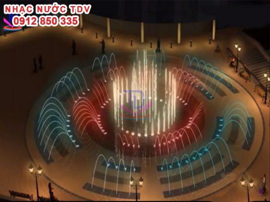 Nhạc nước TDV Đơn vị thiết kế thi công Nhạc nước 27