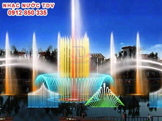 Nhạc nước TDV Đơn vị thiết kế thi công Nhạc nước 31
