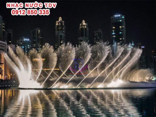 Vòi phun nước - Đầu phun nước nghệ thuật 13