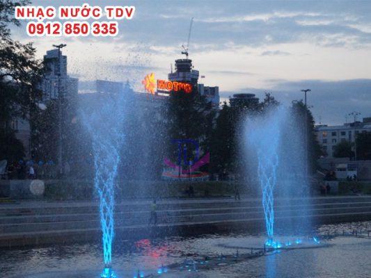 Vòi phun nước - Đầu phun nước nghệ thuật 15