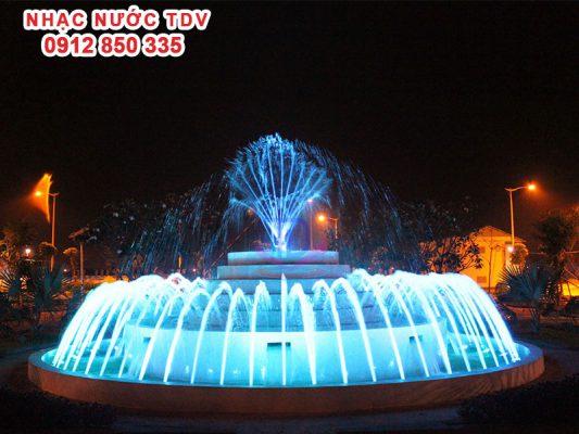Vòi phun nước - Đầu phun nước nghệ thuật 16