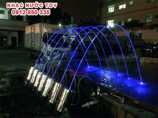 Vòi phun nước - Đầu phun nước nghệ thuật 17