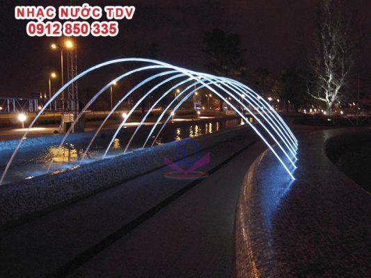 Vòi phun nước - Đầu phun nước nghệ thuật 18