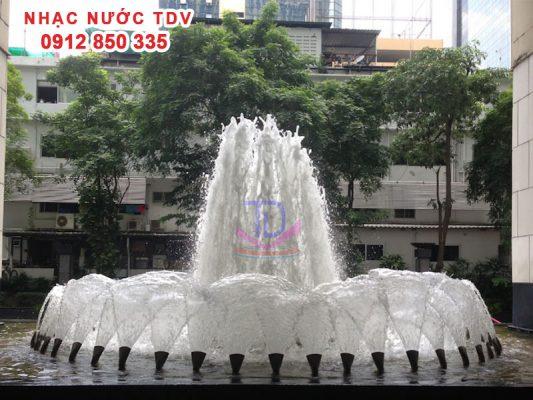 Vòi phun nước - Đầu phun nước nghệ thuật 19