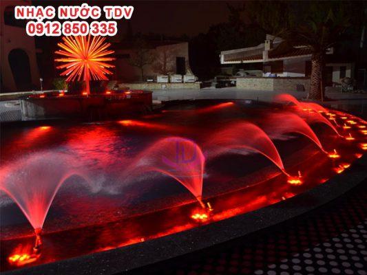 Vòi phun nước - Đầu phun nước nghệ thuật 20