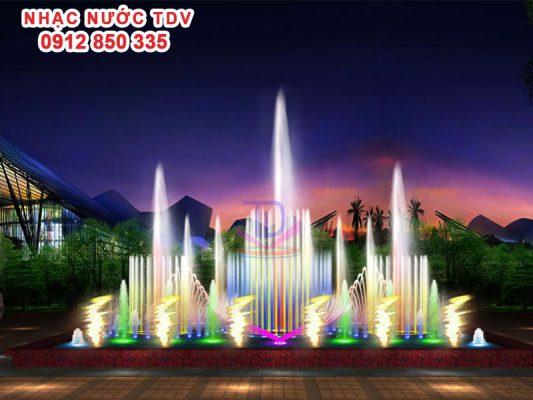 Vòi phun nước - Đầu phun nước nghệ thuật 23