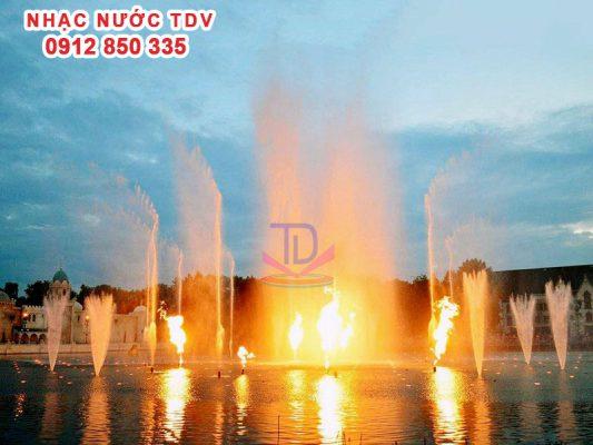 Vòi phun nước - Đầu phun nước nghệ thuật 24