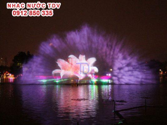 Vòi phun nước - Đầu phun nước nghệ thuật 26