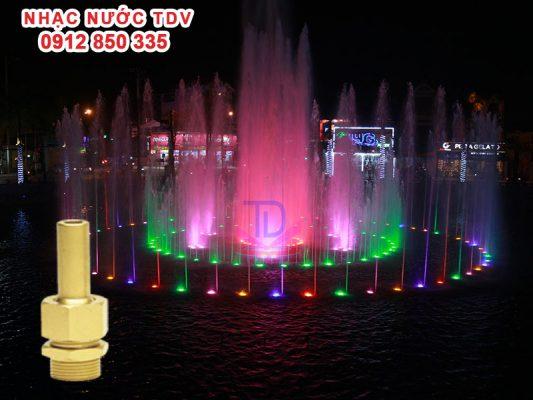 Vòi phun nước - Đầu phun nước nghệ thuật 5