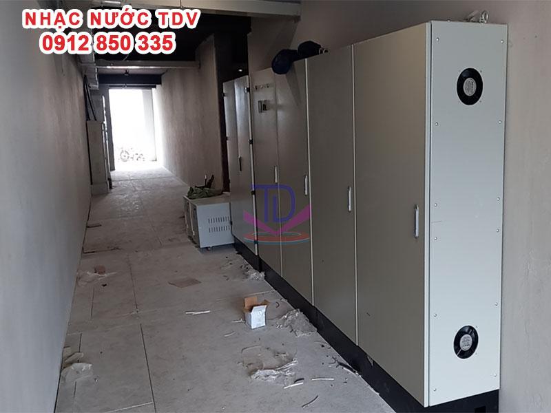 Tủ điện nhạc nước - Tủ điện điều khiển đài phun nước 1