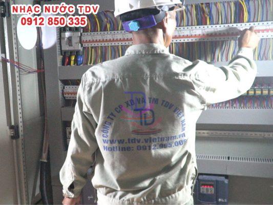 Tủ điện nhạc nước - Tủ điện điều khiển đài phun nước 3