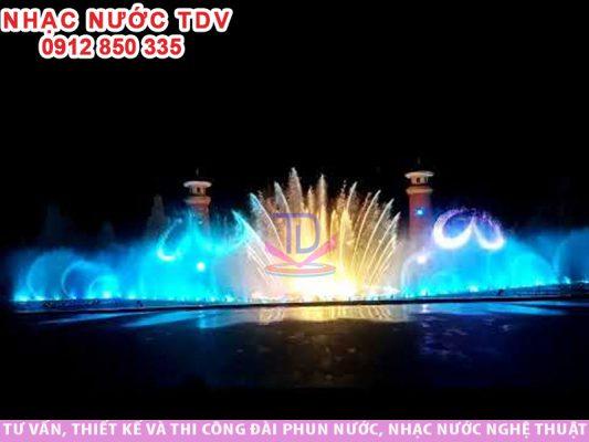 Nhạc nước Vinwonders Phú Quốc - Sức hấp dẫn không thể chối từ