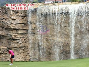 Đài phun nước sân golf