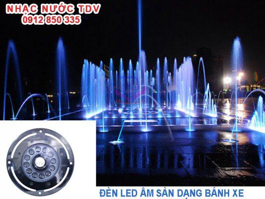 Đèn led chuyên dụng cho nhạc nước