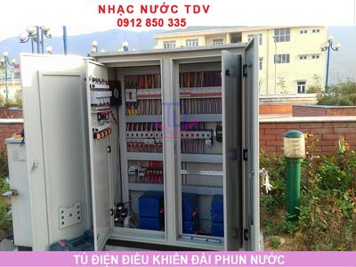 Tủ điện đài phun nước