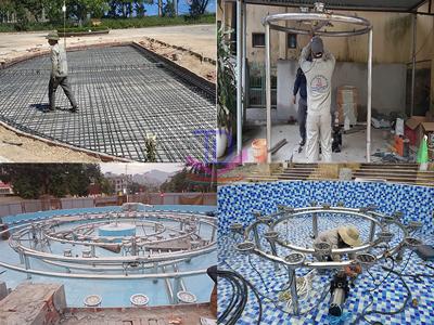 Thiết kế thi công đài phun nước tại Hà Nội 14