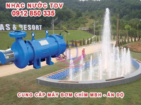 Bơm đài phun nước giá tốt nhập khẩu Ấn Độ 7