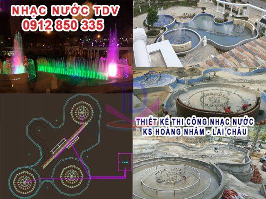 Thiết kế thi công đài phun nước tại Hà Nội 11