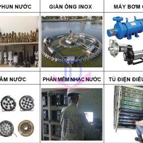 Mua thiết bị đài phun nước ở đâu tại Hà Nội - TP HCM - Đà Nẵng 1